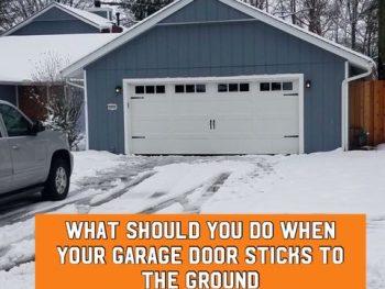 Hiring A Professional Garage Door Service Provider