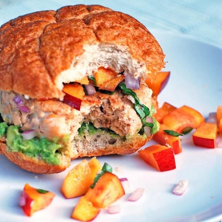 Chipotle Turkey Burger Recipe