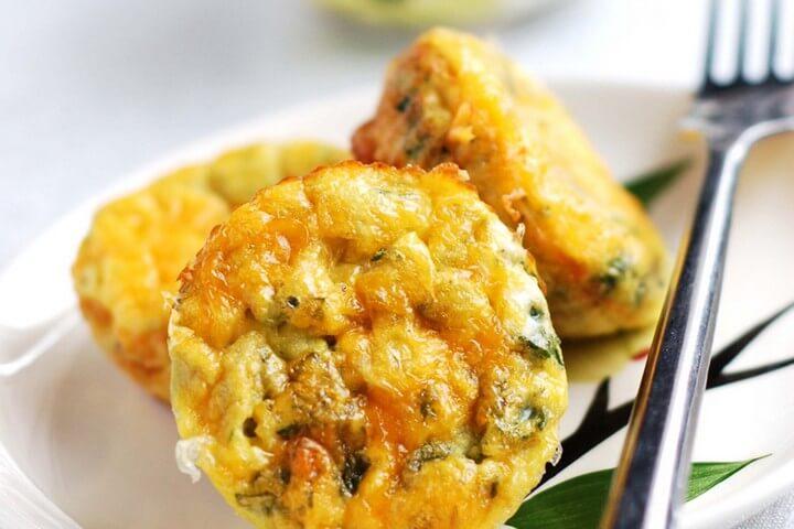Delicious Ham Egg Muffins Recipe