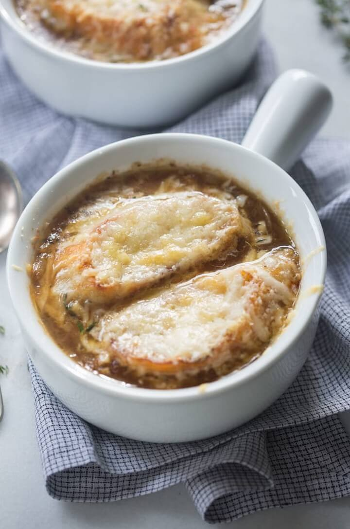 Easier French Onion Soup