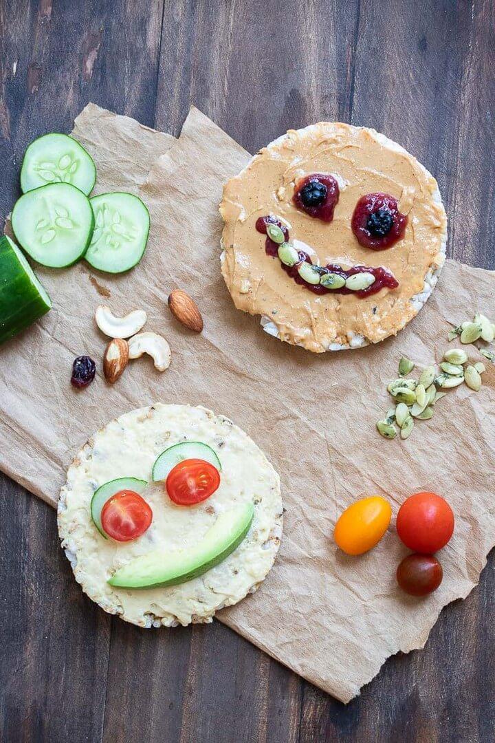 Easy Vegan Lunch Ideas For Kids