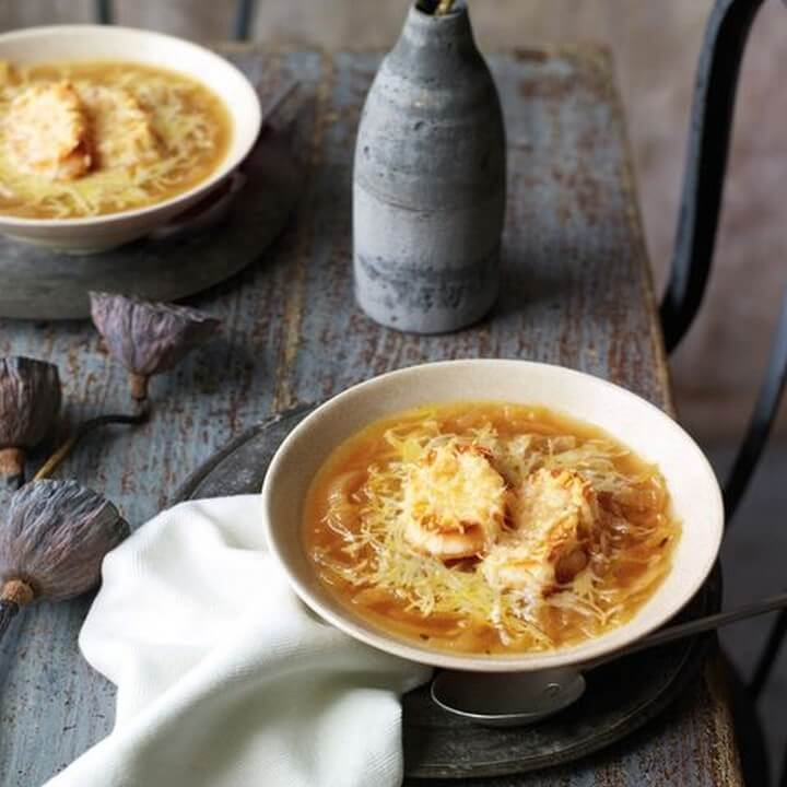 French Onion Soup Recipe Special
