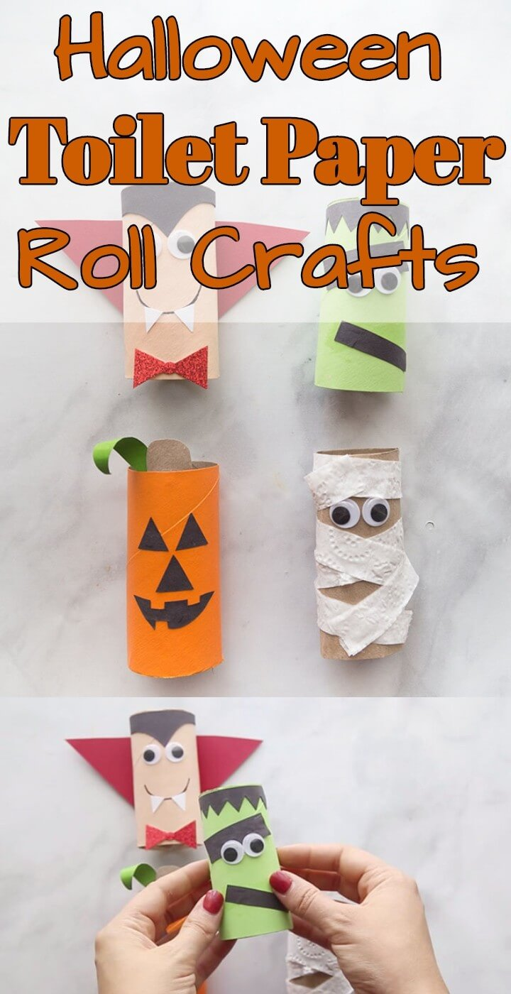 Crafts With Toilet Paper Rolls Amazing Ideas For Kid S