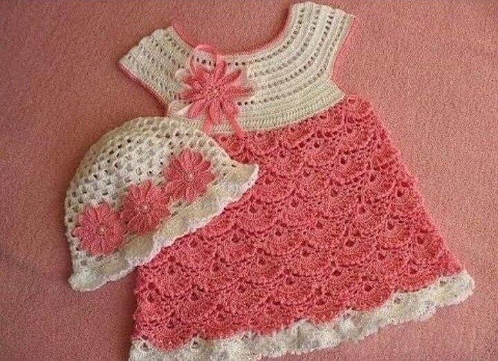 How To Make Easy Crochet Dress