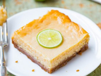 Key Lime Pie Bars Recipe