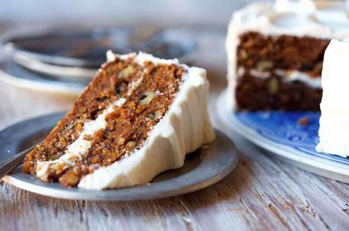 King Arthurs Carrot Cake