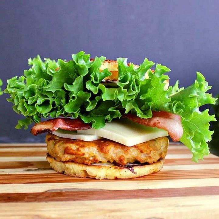 Low Carb Turkey Burgers Recipe