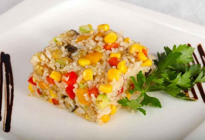 Mexican Rice Recipe, diytomake.com