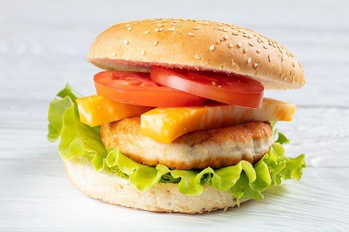 No Fail Amazing Turkey Burgers