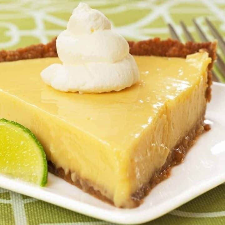 Real Florida Key Lime Pie