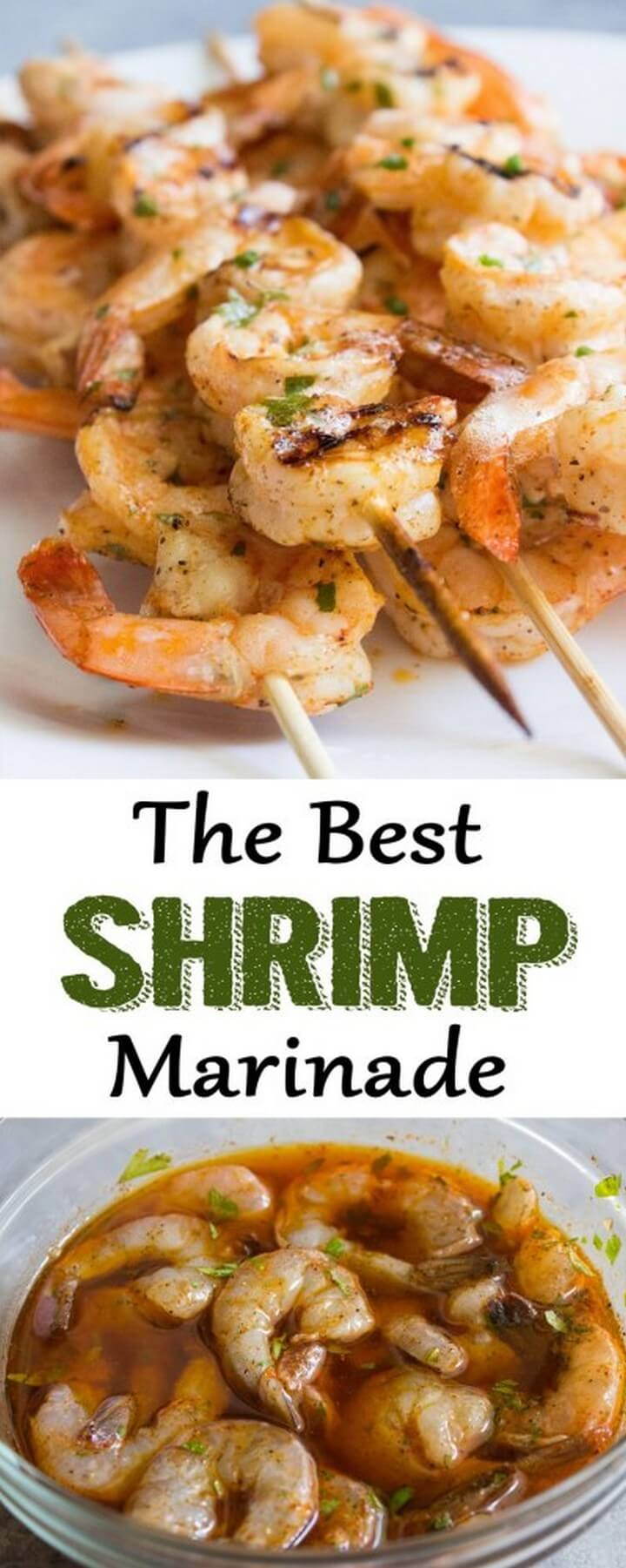 Shrimp Marinade Recipe