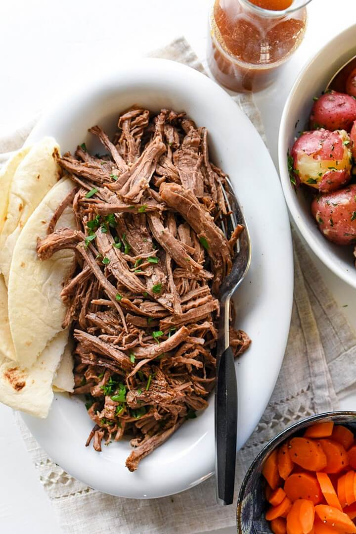 Slow Cooker Mexican Pot Roast