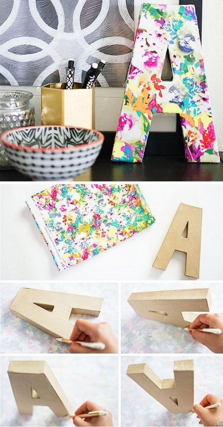 28 Diy Home Decor Craft Stylish Unique Ideas Diy To Make