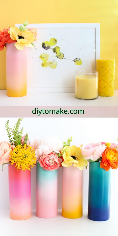 Colorful Gradient DIY Flower Vases, diy vase crafts, ways to decorate a vase, ideas for vases other than flowers, flower vase, how to make big flower vase at home, vase painting design ideas, how to make vase at home, flower vase ideas, diy vase, diy vaseline lip balm, diy vasectomy, diy wall vase, diy vase painting, diy vase ideas, diy flower vase ideas, diy vase centerpieces, diy vase fillers, diy vase decor, diy tall vase centerpieces, diy wooden vase, diy glass vase, diy tall vase, diy vaseline, diy glass vase decor, diy vase decoration ideas, diy mosaic vase, diy glass vase ideas, diy hanging vase, diy trumpet vase, diy vase lamp, diy cemetery vase arrangements, diy compote vase, diy rope vase, diy vase fountain, diy glass vase centerpieces, diy mirror vase, diy flower vase arrangement, diy mercury vase, diy trumpet vase centerpiece, diy glitter vase centerpiece, diy rhinestone vase, diy rustic vase, diy vase water fountain, diy tall vase ideas, diy geometric vase, diy hurricane vase, diy vase pinterest, diy easter vase, diy halloween vase, diy floor vase ideas, diy light bulb vase, diy succulent vase, diy large vase, diy rose vase, diy vase filler ideas, diy vase crafts, diy vase projects, diy vase painting ideas, diy plaster vase, diy glass vase christmas decorations, diy vase stand, diy marble vase, diy magazine vase, diy christmas vase ideas, diy mini vase, diy vase from plastic bottle, diy vaseline lip scrub, diy flower vase using plastic bottle, diy vase design, diy newspaper vase, diy vase wallpaper, diy log vase, diy vase holder, diy diamond vase, diy vase en lampe, diy metallic vase, diy hydroponic vase, diy epoxy vase, diy head vase, diy jeweled vase, diy vase using plastic bottle, diy vase en papier, diy vase flower tree, diy vase lampshade, diy distressed vase, diy for flower vase, how to make a diy vase paper, diy bouteille en vase, diy small vase, diy vase concrete, diy vase gold, diy vase easy, ideas for diy vase, diy kitchen vase, diy vase makin