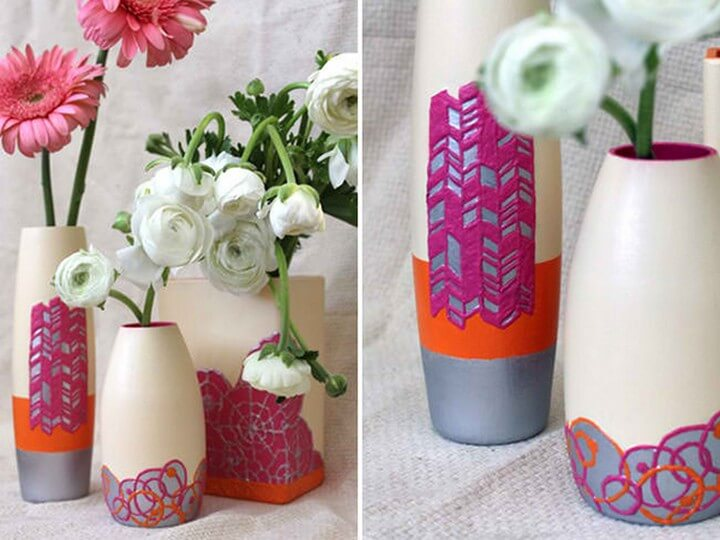 8 Diy Vase Cheap Simple Ideas Diy To Make