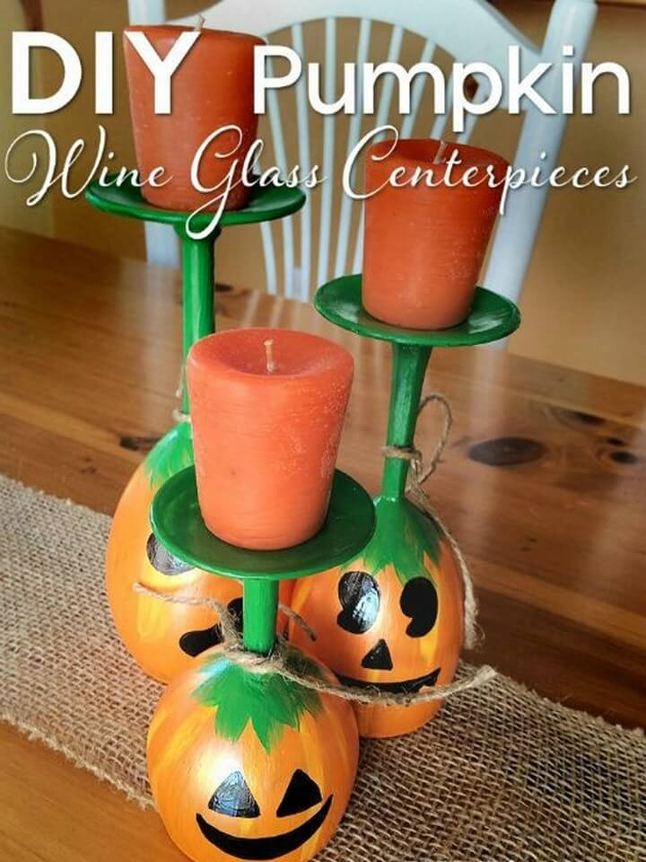 DIY Simple Pumpkin Wine Glass Centerpieces, diy home decor projects, diy home decor crafts, diy home decor pinterest, modern diy home decor, diy home decor ideas living room, diy home decor online, diy hacks home decor, diy ideas for the home, Easy Paper Crafts, Easy Diy Crafts, Diy Paper, Fun Crafts, Decorative Paper Crafts, Amazing Crafts, Craft Projects For Adults, Crafts For Teens To Make, Art Projects, Beauty & Health, Crafts,Decor, DIY Fashion, DIY Ideas And Crafts For Women, DIY Project Ideas For Men Gifts, Ideas By Project Type Kids, Lighting, Mason Jar Ideas, Project Ideas Sewing, Uncategorized, Upcycled And Repurposed Crafts, diy crafts tutorials, diy crafts for home decor, diy crafts youtube, diy crafts to sell, diy crafts with paper, diy crafts for girls, easy diy crafts, diy crafts for kids, diy craft ideas for home decor, craft ideas for adults, craft ideas with paper, craft ideas to sell, craft ideas for the home, craft ideas for children, diy crafts with paper, craft ideas for kids, diy craft, diy craft christmas, diy craft table, halloween diy craft, diy craft for adults, diytomake.com
