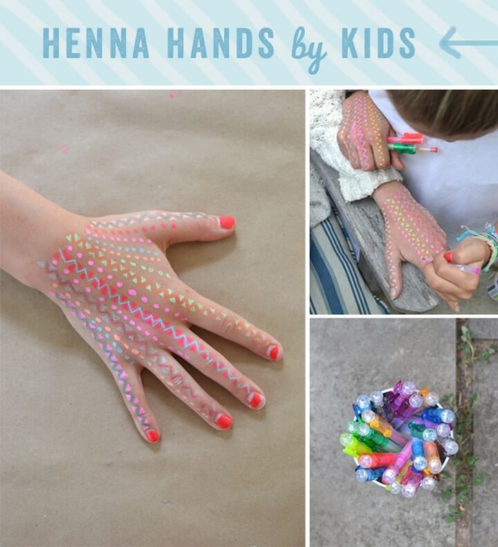 Henna Hands for Kids DIY, diy crafts with paper, diy crafts tutorials, diy crafts for girls, easy diy crafts, diy crafts youtube, diy crafts for kids, diy crafts for home decor, diy crafts to sell, diy projects for home, easy diy projects for home, diy projects for men, diy projects for bedroom, fun diy projects for adults, diy projects for kids, diy projects youtube, diy projects electronics, diytomake.com
