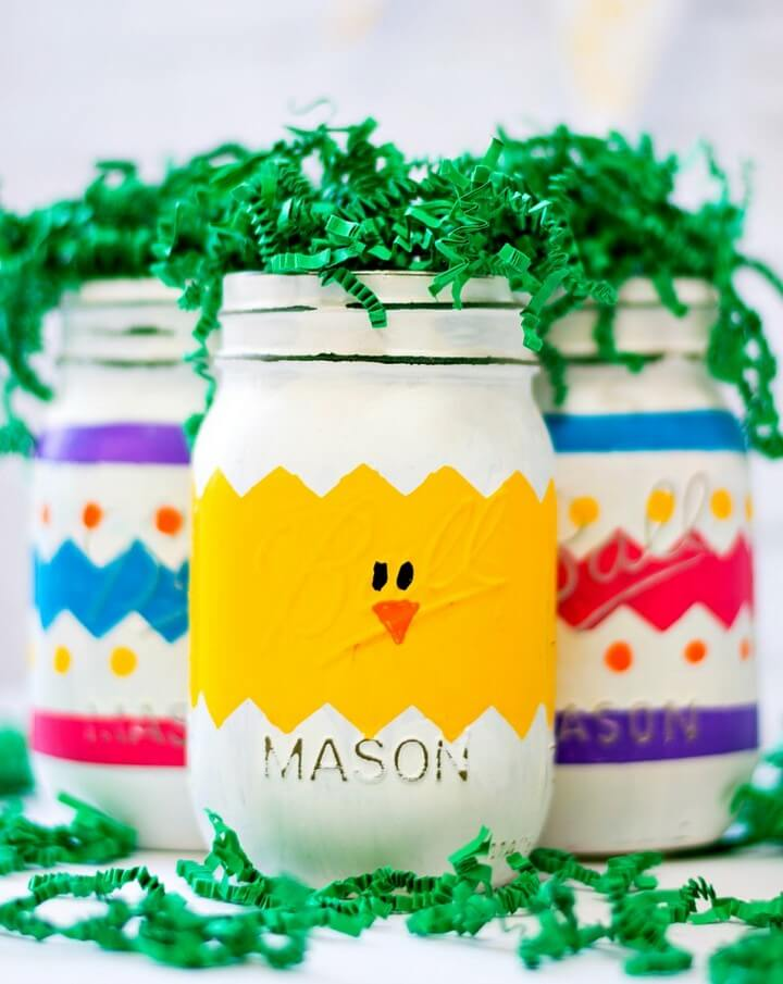 Peeps Mason Jars For Easter DIY, diy home decor projects, diy home decor crafts, diy home decor pinterest, modern diy home decor, diy home decor ideas living room, diy home decor online, diy hacks home decor, diy ideas for the home, Easy Paper Crafts, Easy Diy Crafts, Diy Paper, Fun Crafts, Decorative Paper Crafts, Amazing Crafts, Craft Projects For Adults, Crafts For Teens To Make, Art Projects, Beauty & Health, Crafts,Decor, DIY Fashion, DIY Ideas And Crafts For Women, DIY Project Ideas For Men Gifts, Ideas By Project Type Kids, Lighting, Mason Jar Ideas, Project Ideas Sewing, Uncategorized, Upcycled And Repurposed Crafts, diy crafts tutorials, diy crafts for home decor, diy crafts youtube, diy crafts to sell, diy crafts with paper, diy crafts for girls, easy diy crafts, diy crafts for kids, diy craft ideas for home decor, craft ideas for adults, craft ideas with paper, craft ideas to sell, craft ideas for the home, craft ideas for children, diy crafts with paper, craft ideas for kids, diy craft, diy craft christmas, diy craft table, halloween diy craft, diy craft for adults, diytomake.com