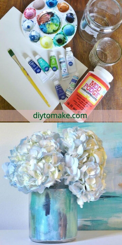 8 Diy Vase Cheap Amp Simple Ideas Diy To Make