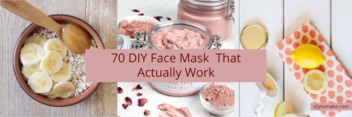 70 DIY Face Mask Homemade Face Mask Recipes That Actually Work