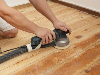 Budget Friendly Ways to Sand and Refinish Your Hardwood Floors