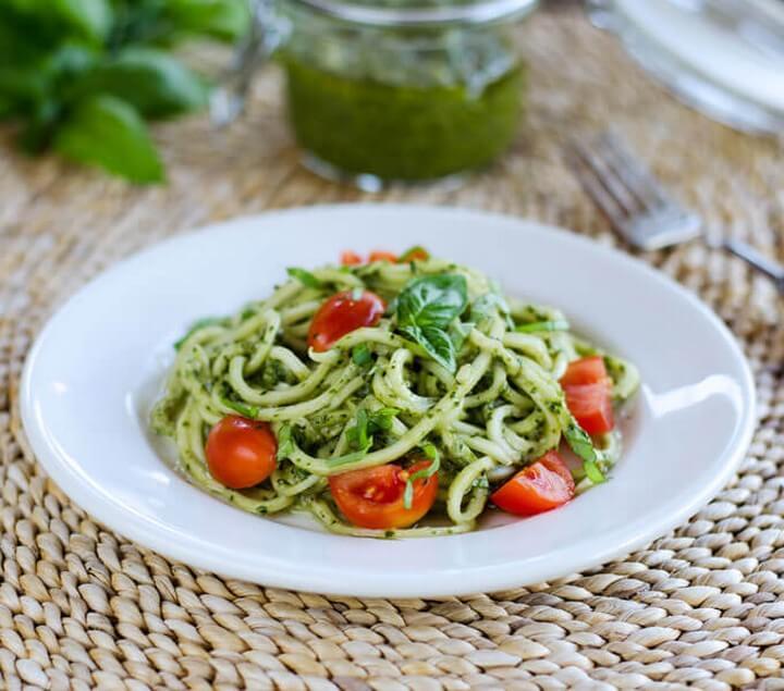 Low Carb Recipes Zucchini Noodles Recipes
