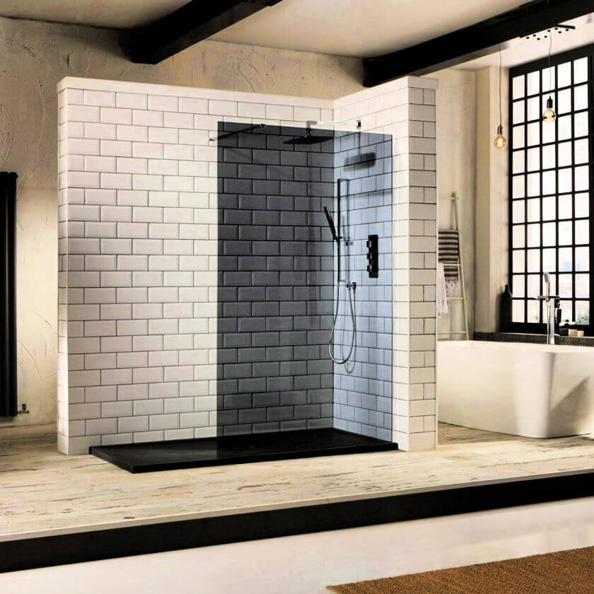 A Shower Enclosure 1