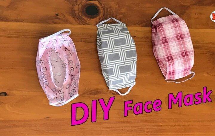 Amazing DIY Face Mask