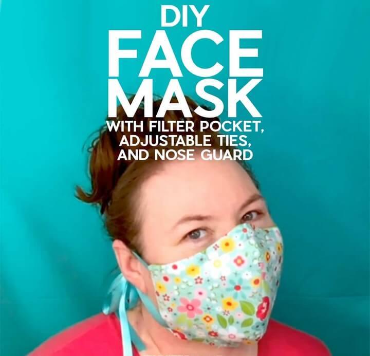 DIY Face Mask Patterns