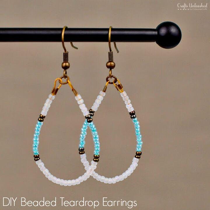 How to makeTeardrop Beaded Earrings, diy earrings, diy fashion, fashion craft, diy earrings materials, diy earrings kit, diy earrings holder, diy earrings organizer, diy earrings supplies, diy earrings hoops, diy earrings organiser, diy earrings box, diy earrings clay, diy earrings pinterest, diy earrings making, diy earrings design, diy earrings leather, diy earrings beads, diy earrings display, diy earrings stand, diy earrings easy, diy earrings studs, diy earrings cricut, diy earrings gift box, diy earrings at home, diy earrings amazon, diy earrings and necklaces, diy earrings and accessories, diy acrylic earrings, diy acetate earrings, diy african earrings, diy ankara earrings, diy angel earrings, diytomake.com