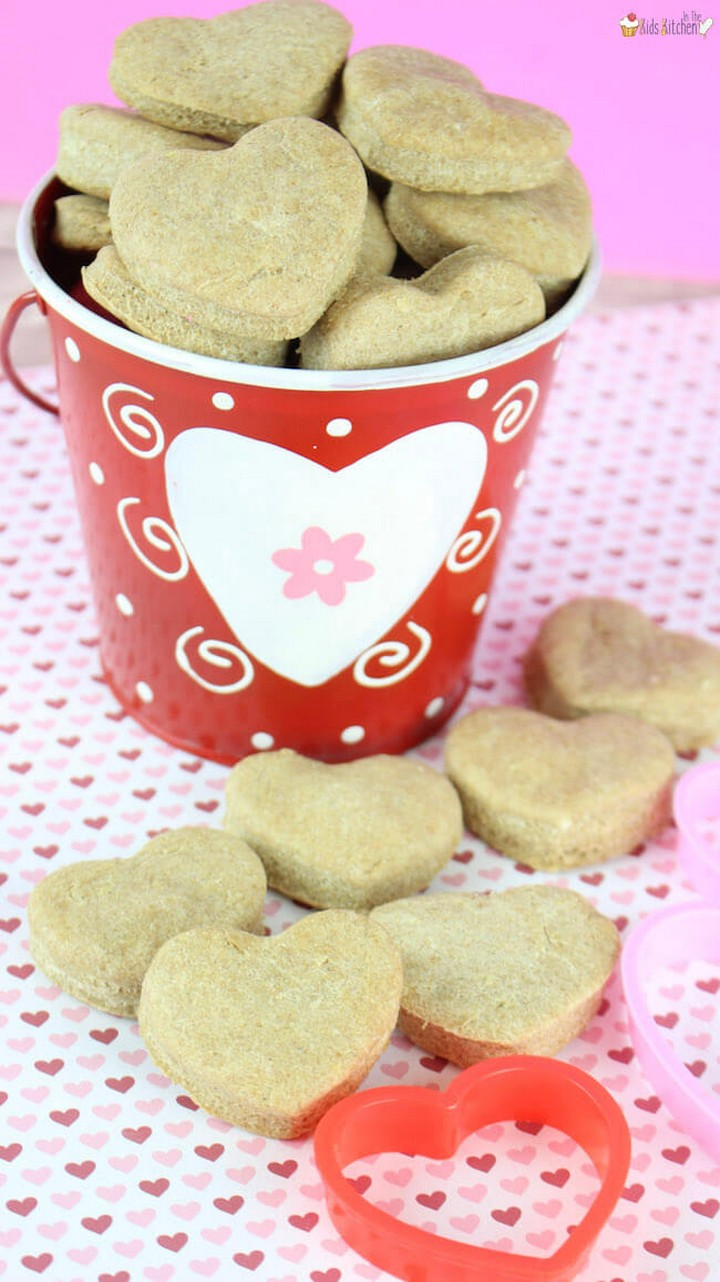 "Love my Puppy"" Peanut Butter Dog Treats"