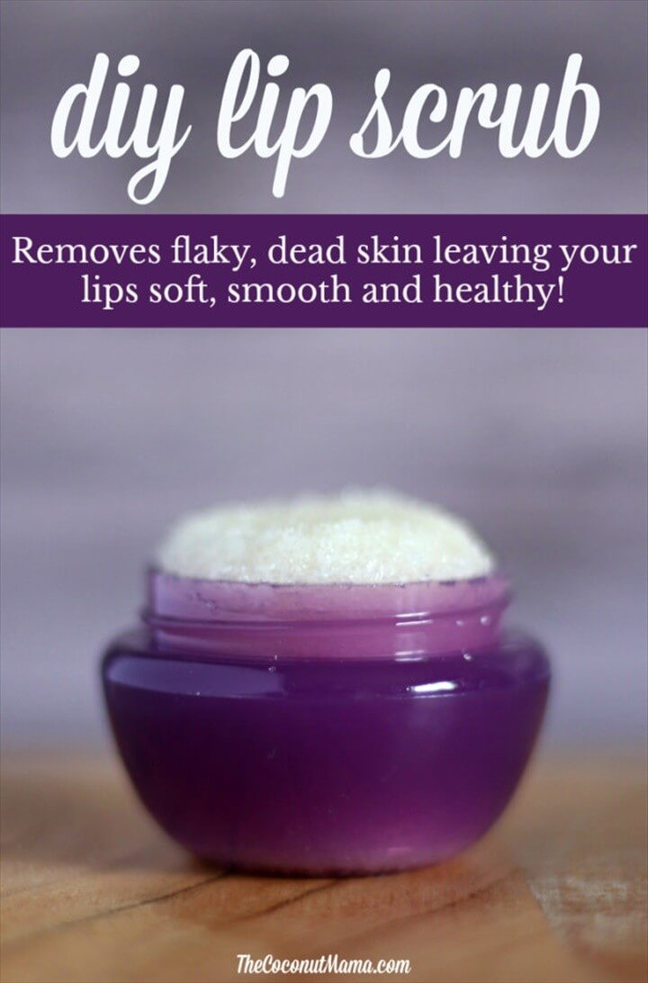 Best DIY Lip Scrub