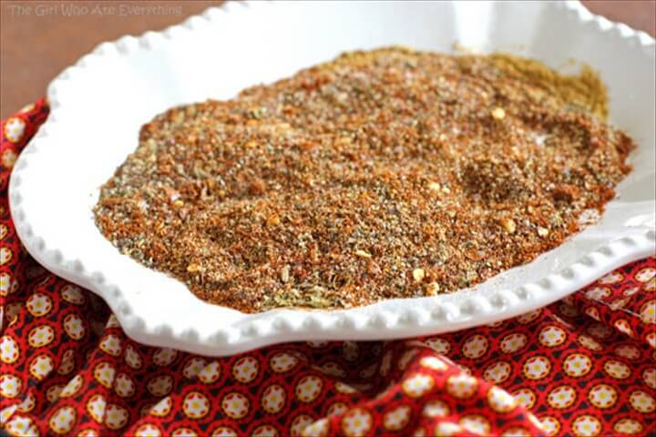 Best Homemade Taco Seasoning