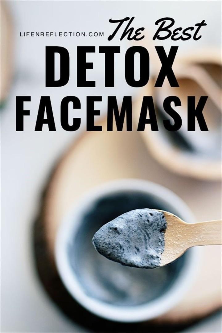 DIY Detox Face Mask for Acne