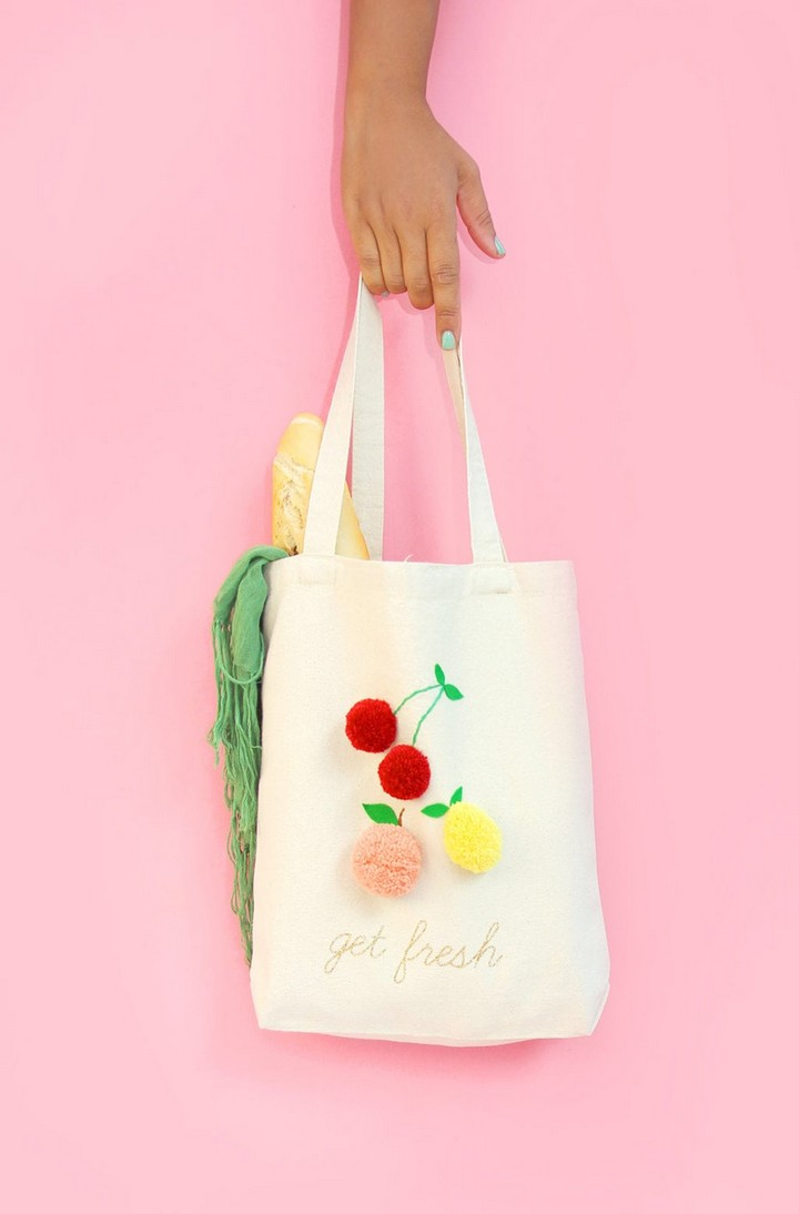 DIY Fantastically Fruity Pom Pom Tote Bag, diy gift for boyfriend, diy gift for best friend, diy gift baskets, diy gift for mom, diy gift ideas, diy gift valentine's day, diy gift box, diy gift for teacher, diy gift ideas for father's day, father's day diy gift ideas, diy gift dad, diy gift for dad, diy gift ideas for christmas, diy gift basket, diy gift for friend, fathers day diy gift ideas, diy gift for gf, diy gift for girlfriend, diy gift boxes, diy gift in a box, diy gift for graduation, diy gift man, wedding diy gift, diy gift girlfriend, diy gift ideas christmas, diy gift basket for christmas, diy gift baskets for christmas, diy gift for boyfriend birthday, diy gift for best friend birthday, diy gift for him birthday, diy gift for him, mothers day diy gift, diy gift card holder, diy gift card holders, diy gift for grandma, diy gift basket ideas, diy gift baskets ideas, diy gift ideas for best friend, diy gift for boyfriend ideas, diy gift ideas for boyfriend, diy gift for dads birthday, diy gift with photos, diy gift for baby, diy gift bag, diy gift for kid, diy gift idea for best friend, diy gift bags, diy gift idea for boyfriend, diy gift ideas boyfriend, best friend diy gift ideas, diy gift ideas for best friends, diy gift easy, easy diy gift, diy gift, diy gift for husband, diy gift husband, diy gift tag, diy gift tags, diy gift photo, diy gift for boyfriend anniversary, diy gift for sister, diy gift for dad from daughter, harry potter diy gift, diy gift tags christmas, diy gift tags for christmas, diy gift for your best friend, birthday diy gift ideas, diy gift ideas birthday, diy gift ideas for birthday, wedding diy gift ideas, diy gift ideas for teacher, diy gift for brother, diy gift for couples, valentine diy gift for boyfriend, diy gift for guys, diy gift girl, diy gift basket for him, diy gift baskets for him, diy gift baskets ideas for christmas, diy gift for him christmas, diy gift certificate, diy gift certificates, diy gift ideas for friends, friend diy gift ideas, friends diy gift ideas, diy gift basket ideas for christmas, diy gift for grandpa, diy gift ideas for teachers, diy gift box idea, diy gift box ideas, diy gift boxes ideas, diy gift card, diy gift wrap, diy gift wrapper, diy gift wrapping, diy gift wraps, diy gift bows, diy gift bow, last minute diy gift, valentines diy gift ideas,