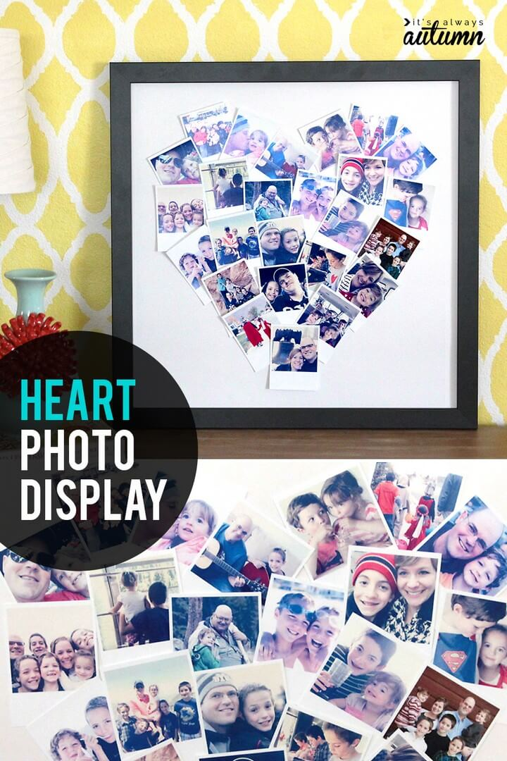 DIY Heart Photo Display, diy gift for boyfriend, diy gift for best friend, diy gift baskets, diy gift for mom, diy gift ideas, diy gift valentine's day, diy gift box, diy gift for teacher, diy gift ideas for father's day, father's day diy gift ideas, diy gift dad, diy gift for dad, diy gift ideas for christmas, diy gift basket, diy gift for friend, fathers day diy gift ideas, diy gift for gf, diy gift for girlfriend, diy gift boxes, diy gift in a box, diy gift for graduation, diy gift man, wedding diy gift, diy gift girlfriend, diy gift ideas christmas, diy gift basket for christmas, diy gift baskets for christmas, diy gift for boyfriend birthday, diy gift for best friend birthday, diy gift for him birthday, diy gift for him, mothers day diy gift, diy gift card holder, diy gift card holders, diy gift for grandma, diy gift basket ideas, diy gift baskets ideas, diy gift ideas for best friend, diy gift for boyfriend ideas, diy gift ideas for boyfriend, diy gift for dads birthday, diy gift with photos, diy gift for baby, diy gift bag, diy gift for kid, diy gift idea for best friend, diy gift bags, diy gift idea for boyfriend, diy gift ideas boyfriend, best friend diy gift ideas, diy gift ideas for best friends, diy gift easy, easy diy gift, diy gift, diy gift for husband, diy gift husband, diy gift tag, diy gift tags, diy gift photo, diy gift for boyfriend anniversary, diy gift for sister, diy gift for dad from daughter, harry potter diy gift, diy gift tags christmas, diy gift tags for christmas, diy gift for your best friend, birthday diy gift ideas, diy gift ideas birthday, diy gift ideas for birthday, wedding diy gift ideas, diy gift ideas for teacher, diy gift for brother, diy gift for couples, valentine diy gift for boyfriend, diy gift for guys, diy gift girl, diy gift basket for him, diy gift baskets for him, diy gift baskets ideas for christmas, diy gift for him christmas, diy gift certificate, diy gift certificates, diy gift ideas for friends, friend diy gift ideas, friends diy gift ideas, diy gift basket ideas for christmas, diy gift for grandpa, diy gift ideas for teachers, diy gift box idea, diy gift box ideas, diy gift boxes ideas, diy gift card, diy gift wrap, diy gift wrapper, diy gift wrapping, diy gift wraps, diy gift bows, diy gift bow, last minute diy gift, valentines diy gift ideas,