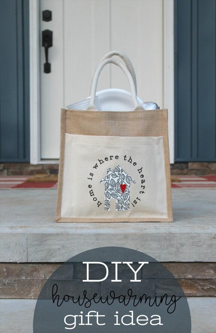 30 DIY Housewarming Gift Ideas For New