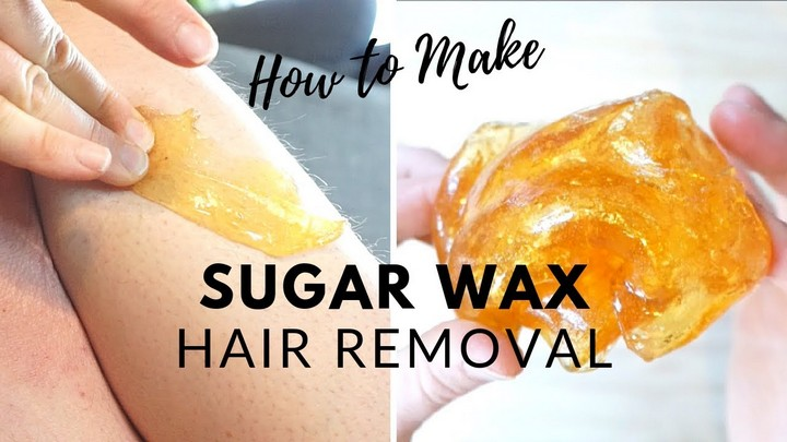 DIY Sugar Wax All you Need to Know