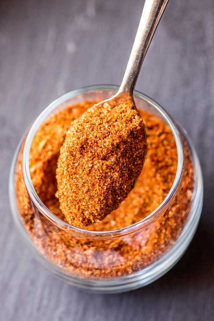 Homemade Taco Seasoning 1