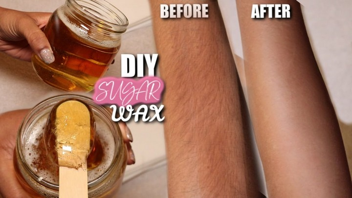 How To Make Your Own Sugar Wax At Home