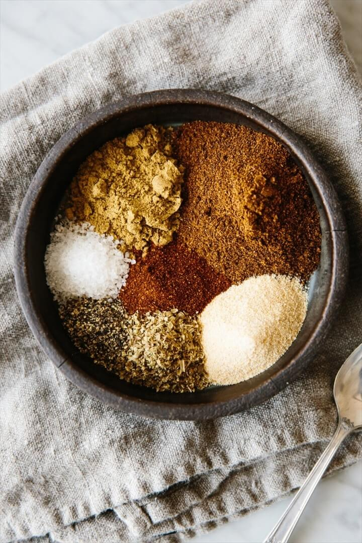 Make A DIY Taco Seasoning