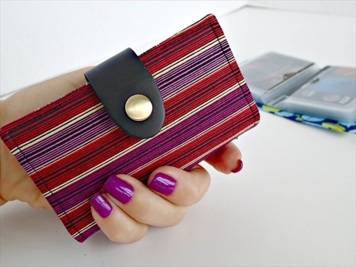 Make Your Guy A Credit Card Wallet