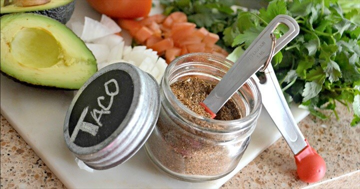 Make the Best Homemade Taco Seasoning