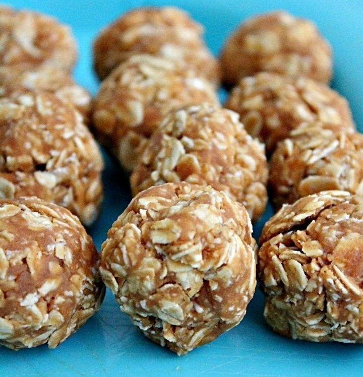 Peanut Butter Oatmeal Dog Treats Recipe