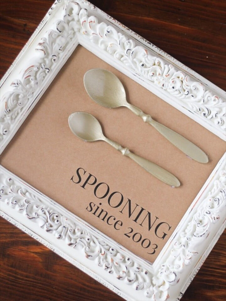 Spooning Since Frame