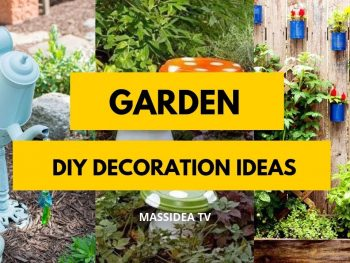 7 Easy DIY Gardening Decorations That Are Easy To Do