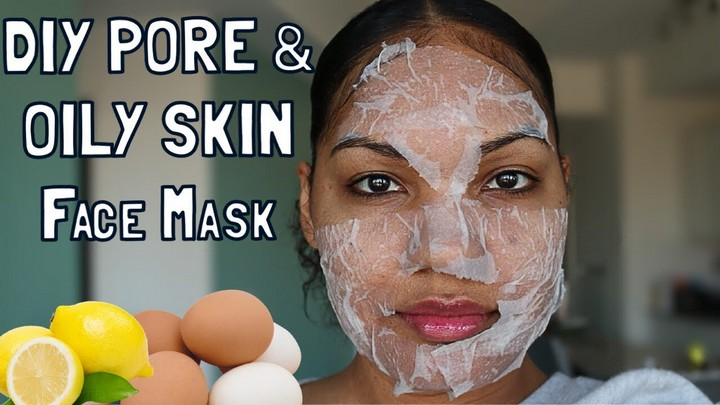 Best DIY Face Mask to Minimize Pores and Reduce Oily Skin