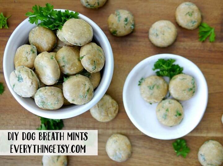 Breath Mint Recipe