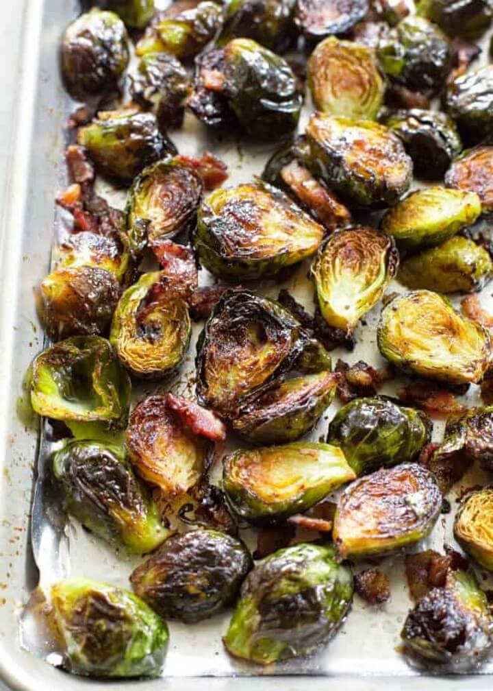 Brussels Sprouts with Bacon 2