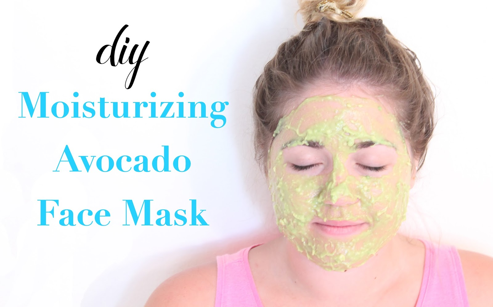 DIY Amazing Moisturizing Avocado Face Mask